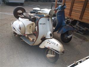 1967 Vespa VBC 150 Super