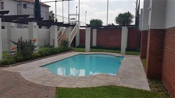 Sunninghill - 2 bedrooms 1 bathroom apartment available R8000