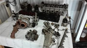 Polo 6 Tdi 1.6i engine parts