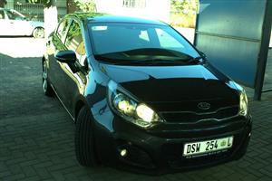 2013 Kia Rio hatch 3 door 1.4 Tec
