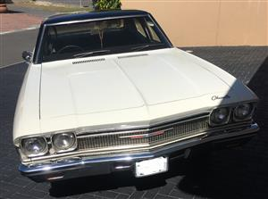 1968 Chevell 6-cylinder 3-speed