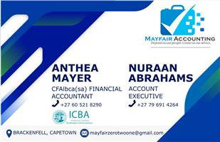 Professional Personalised Accounting Services