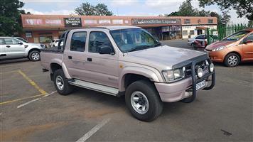 2001 Toyota Hilux 2.7 double cab Raider