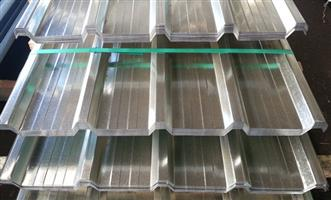 IBR ROOFSHEETS ZINK 0.25mm