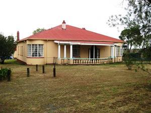 Netjiese huis in Steynsrus, sentraal Vrystaat.