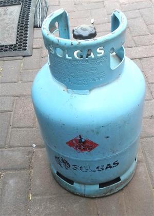 Empty 9kg Gas Cylinder