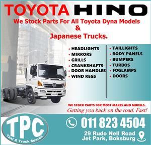 Toyota Hino Truck Cylinder Heads For Sale