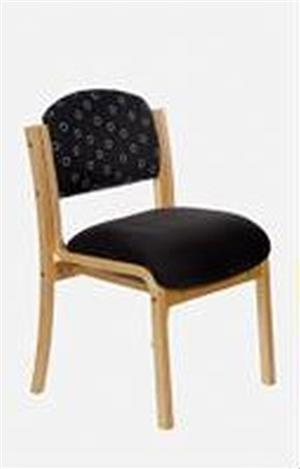 Alpha Stacker Side Chair