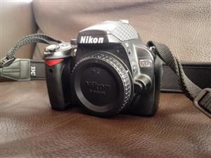 Nikon D60 + strap