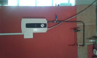 AEG  3 stage Instant Heat we Shower hose