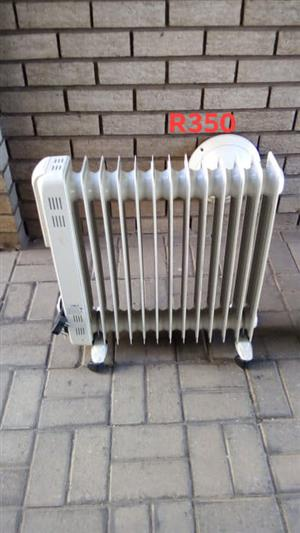 Smaller fin heater for sale