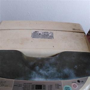 bargain 2 Washing machine needs attention