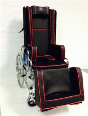 MR WHEELCHAIR PURE COMFORT E-CLINER : /*-+