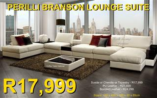 PERILLI BRANSON Lounge Suite with Day-Bed