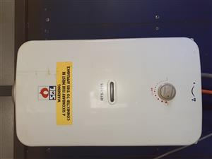SOL RTS 500 Gas water heater