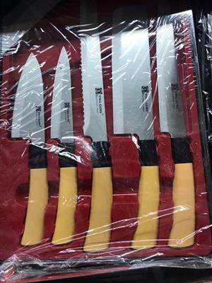5 piece Knife set