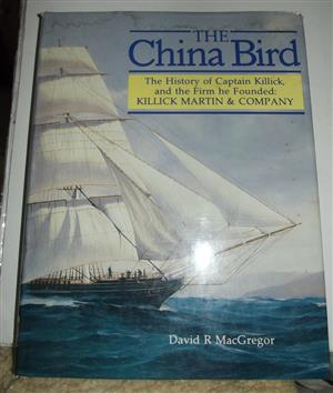 The China Bird by David R MacGregor
