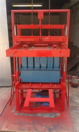 Electric Brick Machines