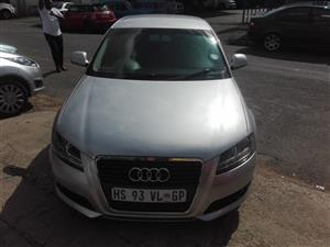 2009 Audi A3 1.9TDI Attraction