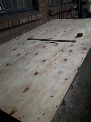 8mm ply wood boards available i good condition