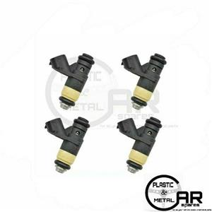 OEM 036906031M 4PCS Fuel Injector for Volkswagen Polo 9N /Seat Ibiza IV 1.4L 2002-2007 /Skoda Fabia