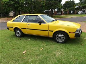 1982 Toyota Corolla 1.8 Exclusive automatic