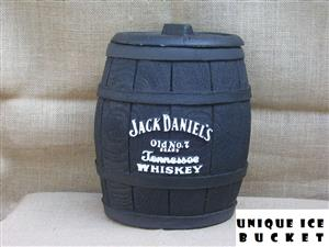 ICE BUCKET: JACK DANIEL'S TENNESSEE WHISKEY. Matt Finish. Brand New Product.