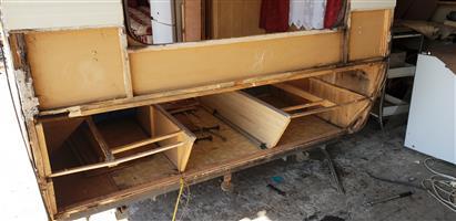 Caravan repairs and services