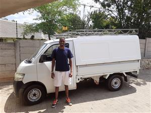 Deliveries/Mini Movers/Transport Load and GO