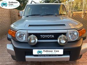 2012 Toyota FJ Cruiser L/CRUISER FJ 4.0 V6 CRUISER