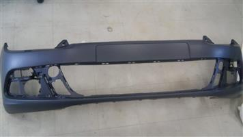 VW SCIROCCO 09-15 F/ BUMPER WITH WASHER HOLES