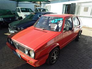 1991 VW Citi Mk1 1.6i