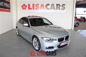 2014 BMW 3 Series 320i 3 40 Year Edition sports auto