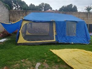 Cadac 2 room tent