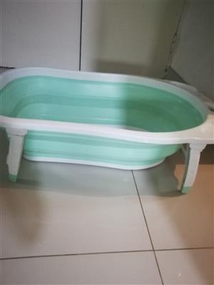 Karibu foldable bath tub
