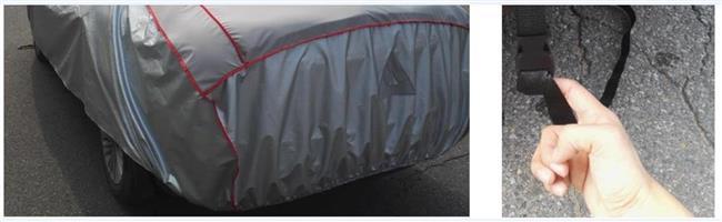 CARMOUR - Hail protection car covers.