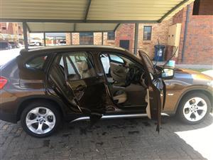 2012 BMW X1 sDrive18i auto