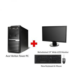 Refurbished Acer Veriton Tower PC