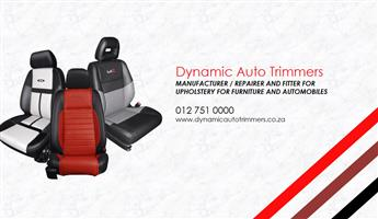 DYNAMIC AUTO TRIMMERS - FOR ALL YOUR CAR'S UPHOLSTERY NEEDS
