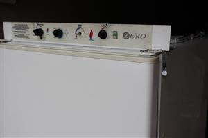 Zero Fridge Freezer single door gas/12v/220v
