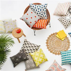Designer cushions / pillows