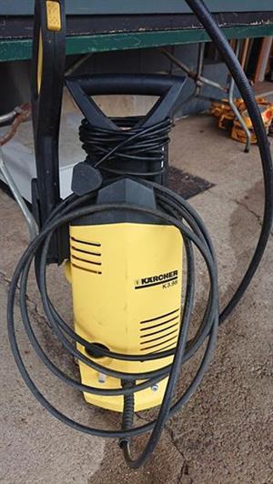 Karcher k3.98 high pressure washer