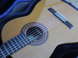 New high quality classical guitars – Seeling AT COST