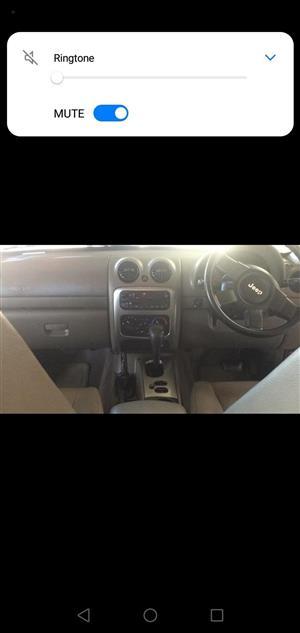 2007 Jeep Cherokee 3.2L Limited