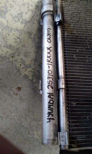 2013 Kia rio aircon condenser