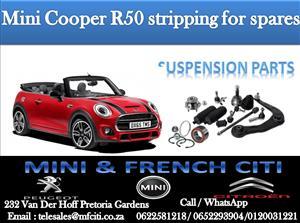 Suspension parts On Big Special for Mini Cooper R50