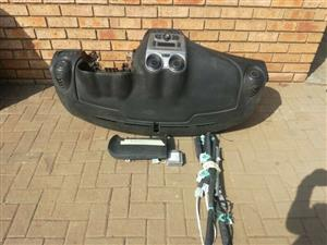 Alfa Mito Dashboard with Airbag set & Ecu