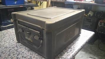 5 steel Amo boxes (40x28x20cm) R200.00 each