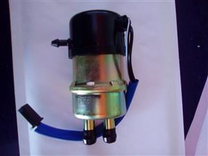 Brand new SLIM LINE universal fuel pump R1499 @CLIVES BIKES IMPORTS DURBAN