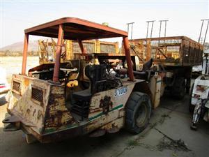 Utility Vehicle - ON AUCTION